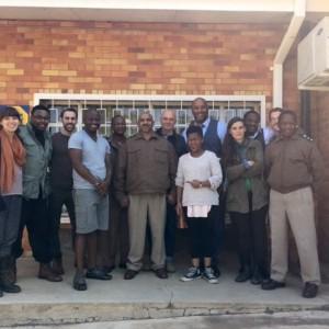 July 14, 2015 Baviaanspoort Correctional Centre, Gauteng, Johannesburg