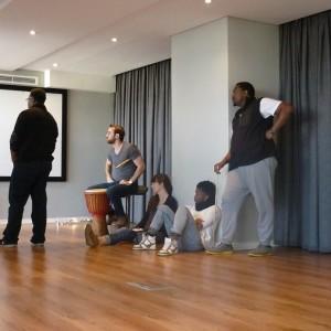 July 16, 2015 Rehearsal, Johannesburg