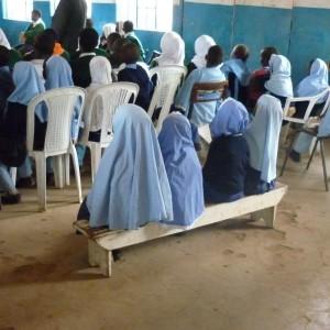July 6, 2015 Kibera Academy, Kibera, Kenya