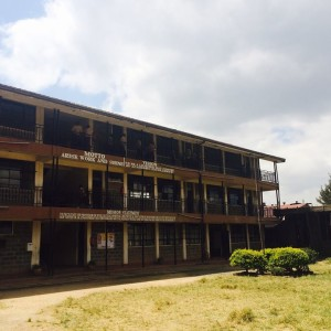 July 8, 2015 Ndururuno Secondary High School, Huruma, Kenya