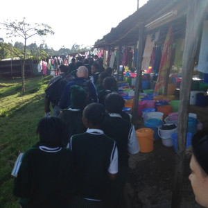 July 5, 2015 Precious Blood Kagwe Girls Secondary School, Kiambu, Kenya