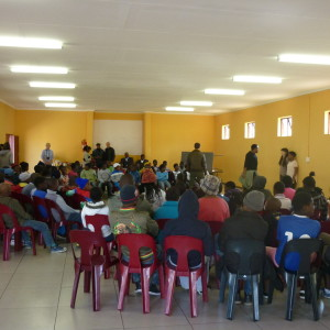 July 15, 2015 Rays of Hope Organization, Alexandra, Johannesburg