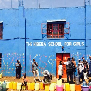 July 11, 2015 Shining Hope for Communities, Kibera, Kenya
