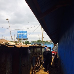 July 10, 2015 Shining Hope for Communities, Kibera, Kenya